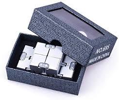 Amerryllis High Texture Infinity Cube <b>Magic Cube Aluminum Alloy</b> ...
