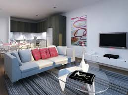 how to decorate a living room cheap