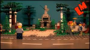 """Лего парк (<b>Декорации</b> для сериала """"Зомби-атака"""") - YouTube"""
