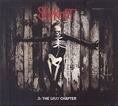<b>Slipknot</b> - .<b>5</b>: The Gray Chapter (Deluxe Edition)(2CD)(Explicit ...
