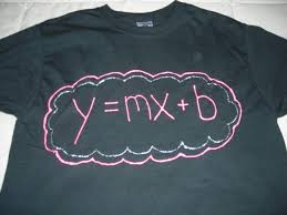 my favorite unit to teach linear functions the algebra toolbox y mx b t shirt
