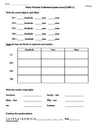 Third Grade Math Worksheets Common Core - North carolina common ...3rd grade missouri common core math ideas for the classroom