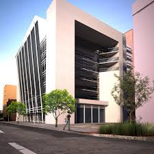design of office building. the building is consisted of 7 design office u