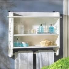 dishy bathroom wall shelf wood gifts amp decor nantucket home white bathroom wall shelf towel holder