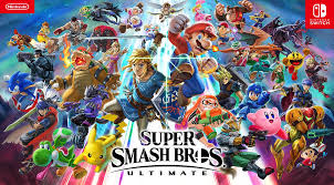 Fighters - <b>Super Smash</b> Bros.