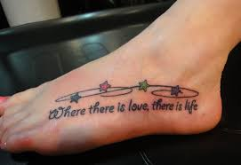 33 Inspirational Quote Tattoos to Consider via Relatably.com