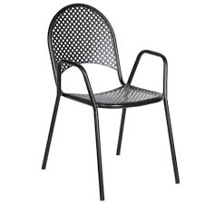 mesh patio chairs with 4 chair legs ideas and black metal patio chair large black outdoor balcony furniture