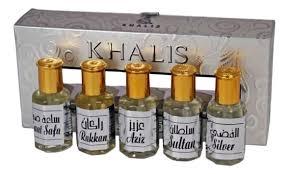 <b>Khalis Silver Set Khalis</b> — купить оригиналы мини-версий духов ...