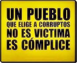 Resultado de imagen de NO a la corrupcion