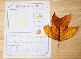 blog archive fall leaves she was able to do leaf rubbings on two of them but the yellow leaf was too big so she attempted to draw it click on the last two pictures for bigger