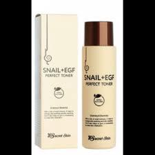 <b>Тонер</b> Secret Skin для <b>лица с</b> экстрактом улитки SNAIL+EGF ...