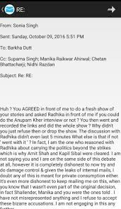 big expose hackers reveals barkha dutt s real reason of view image on twitter