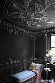 chalkboard walls beautiful home office chalkboard