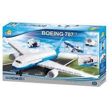 <b>Конструктор COBI Самолет</b> 'Boeing 787' 6600