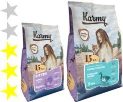 <b>Корм</b> для кошек <b>Karmy</b>: отзывы, разбор состава, цена - ПетОбзор