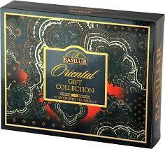 <b>Basilur Assorted</b> Oriental черный и зеленый <b>чай</b> в пакетиках, 60 шт
