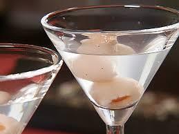 Martini Recipes Vodka Lychee Martini Recipe Danny Boome Food Network