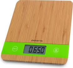 <b>Кухонные весы Polaris PKS</b> 0545D Bamboo — купить в интернет ...