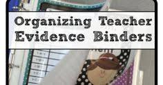 teacher evaluation paper organization and classroom on pinterest  clutter free classroom organizing teacher evaluation evidence paper