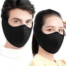 générique VIDCO - Winter Protective <b>Mask</b> Warm, Washable ...
