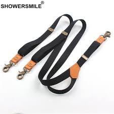 Women Suspenders Trigger Snap Suspenders <b>Female</b> Black Y ...