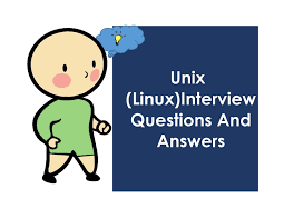 unix linux interview questions and answers part  unix linux interview questions and answers part 1