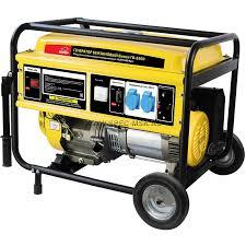 <b>Бензиновый генератор Бизон ГБ</b>-<b>6500</b>
