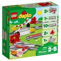 <b>Конструктор LEGO DUPLO</b> 10882 <b>Рельсы</b> и стрелки — купить по ...