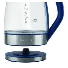 SC - EK27G46 <b>Чайник электрический Scarlett SC-EK27G46</b> 1.7л ...