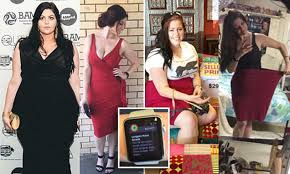 <b>Woman</b> who lost 45 kilograms says her <b>secret</b> is the <b>Apple</b> Watch ...