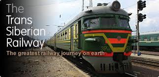 TransSib Journey