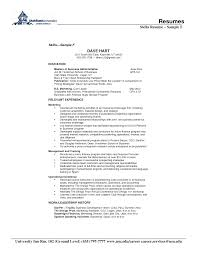doc examples for skills on a resume com example of skills based resumes template