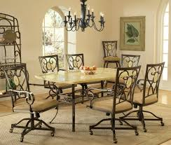 dining chairs casters malibu
