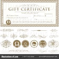 gift certificate clipart illustration by bestvector royalty rf gift certificate clipart illustration by bestvector stock sample