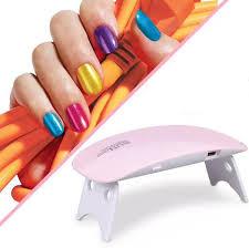 <b>Уф Лампа</b> Для Шеллака Купить <b>6W</b> Ногтей Сушилка <b>LED UV</b> ...