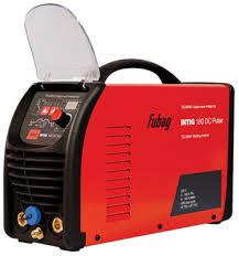 Сварочный аппарат <b>Fubag</b> INTIG 180 DC Pulse + <b>маска сварщика</b> ...