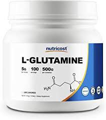 Nutricost L-Glutamine Powder (500 Grams ... - Amazon.com