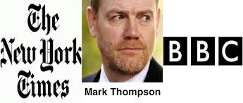Image result for Mark Thompson savile bbc