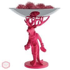 Купить <b>Декоративное блюдо Furbo</b> pink <b>Alessi</b> в каталоге ...