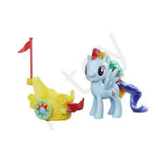 """Купить <b>Игровой набор</b> """"<b>Май Литл</b> Пони"""" - Радуга Дэш с каретой ..."""