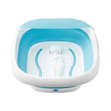 <b>Массажер</b> для ног <b>Xiaomi Leravan Folding</b> Massage Foot Bath LF ...
