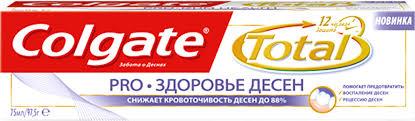 <b>Зубная паста</b> COLGATE Total Проф.<b>здоровье десен</b> – купить в ...