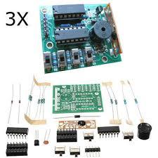 <b>3Pcs</b> 16 Music Box 16 <b>Sound</b> Box Kit Electronic <b>DIY</b> Suite - US$6.70 ...