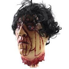 NEW Bloody <b>Horror</b> Scary <b>Halloween Prop</b> Fake Severed Lifesize ...