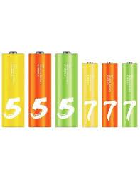 Набор <b>Батареек Xiaomi</b> Zmi batteries 24pcs (<b>AAA</b> 12pcs AA 12pcs ...