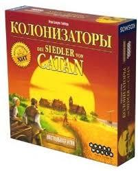 Купить <b>Настольная игра Hobby World</b> Колонизаторы (1576) в ...