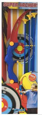 <b>Игрушечное оружие Toy Target</b> Лук и стрелы 55034: купить за ...