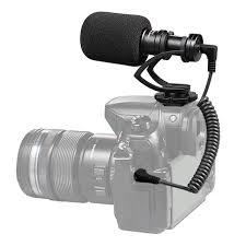 <b>Микрофон Comica CVM-VM10II</b> (v.2 2019) — купить в интернет ...