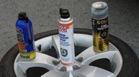 <b>Герметик</b> для быстрого ремонта прокола шин. 10 лучших