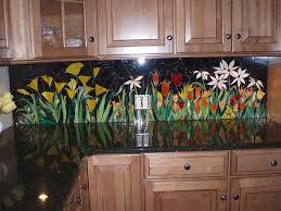 stained glass kitchen  images about backsplash on pinterest bespoke stained glass and glasse